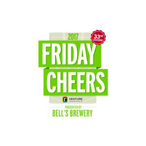Friday Cheers Returns to Brown's Island on May 5