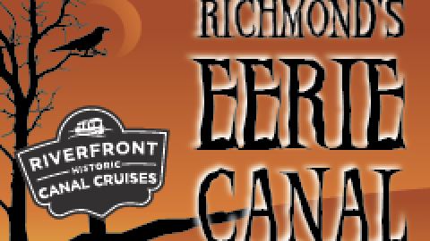 Richmond's Eerie Canal Tours