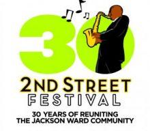 30th Anniversary – 2nd Street Festival in Jackson Ward