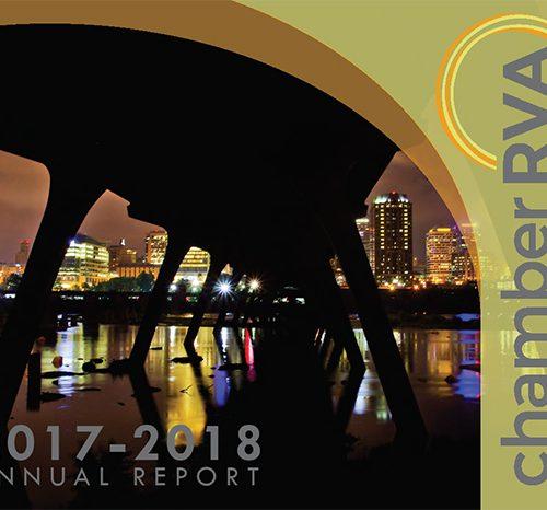 ChamberRVA 2017-2018 Annual Report