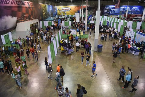 ChamberRVA's Mission Tomorrow event introduces 12,000+ eighth graders to the region's career options