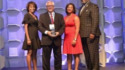 Airport Minority Advisory Council Presents RIC CEO and President with Hall of Fame Award at Annual Conference