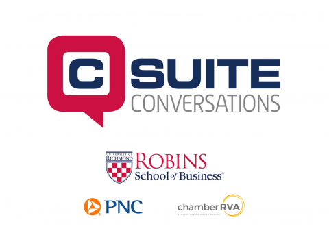 PNC Bank and ChamberRVA support C-Suite Conversations at UR Robins School