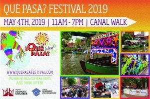 Que Pasa? Festival 2019 - May 4, 2019