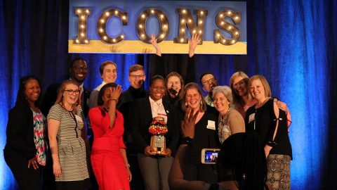 Ellen Victoria Luckey, Ian Bodkin and Gather among winners at ChamberRVA's 2019 Icons Awards