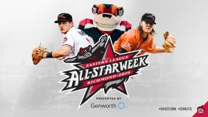 Six Flying Squirrels Selected for Eastern League All-Star Game