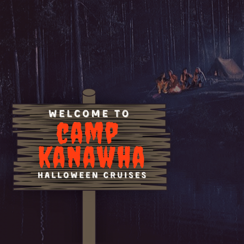 "Riverfront Canal Cruises Unveils New Halloween Theme, ""Camp Kanawha"" and a FREE Pumpkin Patch"