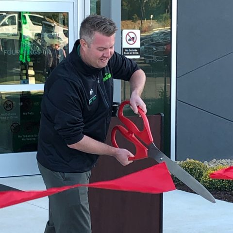 Drive Shack Richmond holds grand opening