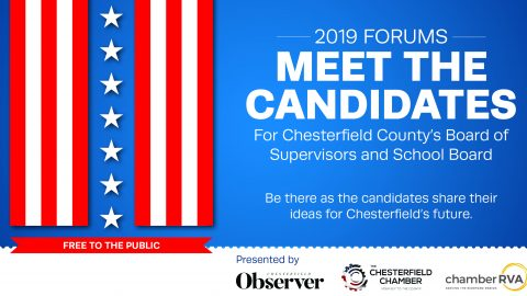Business chambers and Chesterfield newspaper to host local candidate forums