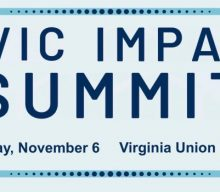 Help raise our collective civic voice at the Civic Impact Summit