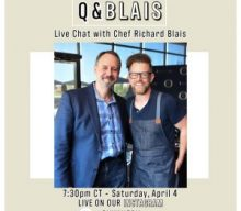 Live Instagram Event with Cooper's Hawk & Chef Richard Blais