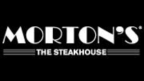Prime Rib at Morton's this weekend
