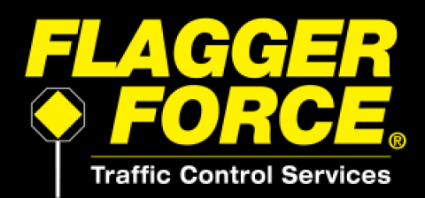 Flagger Force Traffic Control Services received the Business of the Year Award