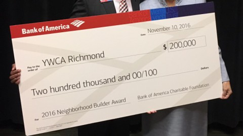 Bank of America and YWCA Richmond Partner to Empower Richmond Families Affected by Domestic Violence