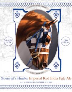Secretariats-Meadow-Beer-label