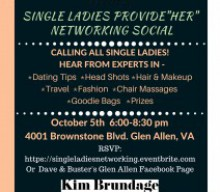 "Single Ladies Provider""her"" Networking Social"