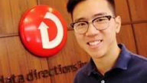 Data Directions is pleased to welcome Jeffrey Nguyen, Software Developer Intern