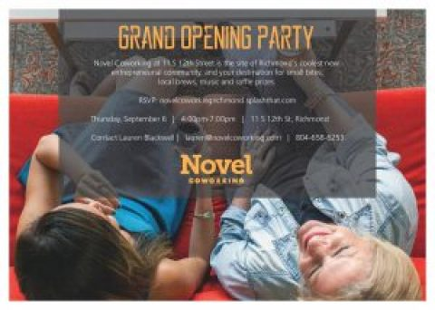 Novel Coworking – Grand Opening
