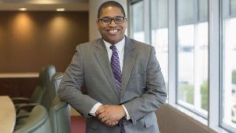 Vandeventer Black's Pierce selected as Up & Coming Lawyer for 2018