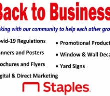 Staples Is Here to Help!