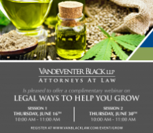 Hemp & Medical Cannabis Industry Webinar: Legal ways to help you grow