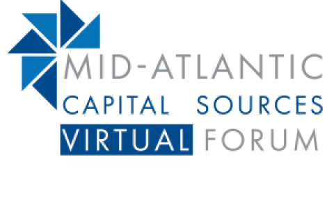 Register now for the Mid-Atlantic Capital Sources Virtual Forum