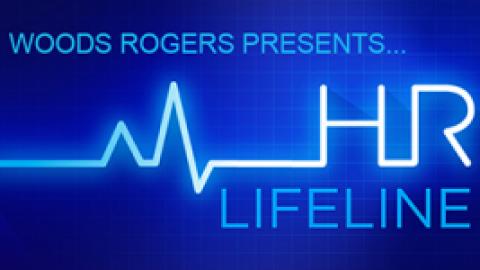 HR LifeLine: Woods Rogers 2020 Labor & Employment Webinar Series
